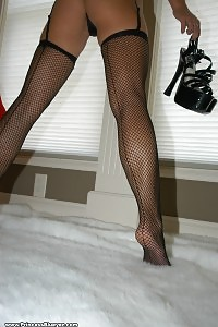 Thigh High Nylons