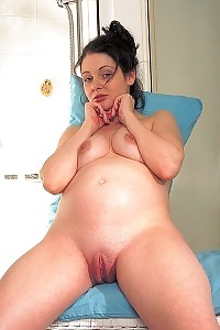 Slutty Preggy Doll Having Fun With Her Wet Pussy